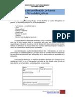 Fichas de Identificación de Fuente