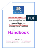 Handbook of CS for Colleges