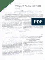 REGULAMENT ACREDITARE ELABORATOR DOCUMENTATII/STUDII HIDRO