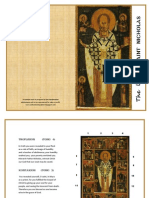 Orthodox St Nicholas Book