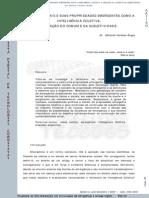 Redes Sociais e Inteligencia Coletiva - Artigo Sobre Pierre Levy