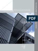 Maximising Energy Performance and Productivity With Solar Shading