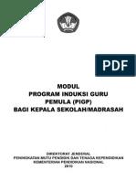 Modul PIGP Bagi Kepala Sekolah-Madrasah