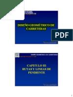 Diseño Geometrico Carreteras-RUTAS Y LINEAS DE PENDIENTE.pdf