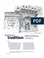 Forms in Tradition