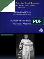 Aula 1 Topicos Historia Da Medicina