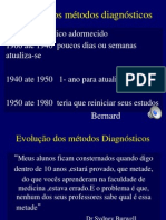 Aula 2 Evolução Dos Métodos Diagnósticos