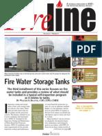 Fire Water Storage Tanks-Fireline Vol2 No3