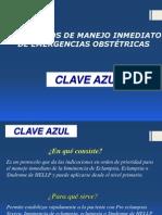 Clave Azul 11