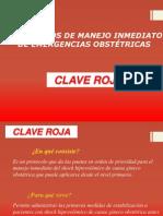 Clave Roja 11