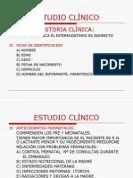h Clinica Ped
