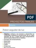 Proyectos Finales