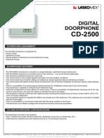 31. Laskomex Audio Domofonu Rainmann Katalogs