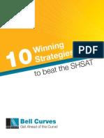 10 Strategies SHSAT