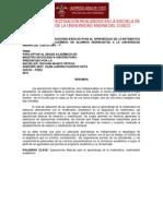 Relacion Entre Peraciones Basicas Para El Aprendizaje de La Matematica y El Rendimiento Academico en Alumnos Ingresantes a La Universidad Andina Del Cusco 2009-I