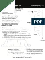 Apollo F6 Installation & Operating Guide