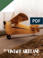 Vintage Airplane - Mar 1982