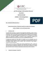 Clase 02 Parasitología Básica. Carolina de Montreuil