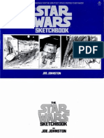 Ballantine Books - Star Wars a New Hope Sketchbook