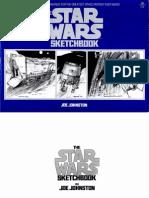 Ballantine Books - Star Wars a New Hope Sketchbook