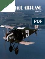 Vintage Airplane - Nov 1983