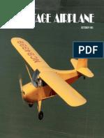Vintage Airplane - Oct 1983