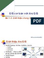 Gioi Thieu Chung ArcGIS & GIS
