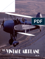 Vintage Airplane - Apr 1983