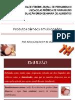 Aula 11 - Produtos Cárneos Emulsionados