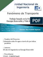 Calentador Solar Paralelo - TdM 3TQ COMPLETO, C-F-Z.pptx