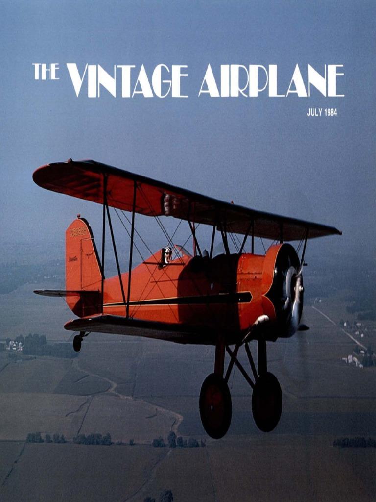 Vintage Airplane - Jul 1984 | Experimental Aircraft Association ...