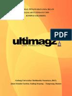 Proposal Iklan Majalah Ultimagz