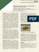 Establecimiento de Cultivos de Callo de Stevia Rebaudiana(Bertoni) Hemsl. A
