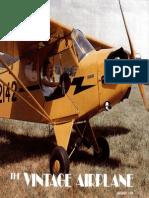 Vintage Airplane - Jan 1984