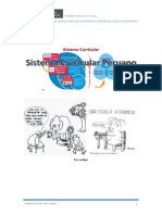 CursoRutasApje_Sistema Curricular Del Perú_Secundaria