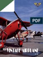 Vintage Airplane - Jul 1985