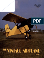 Vintage Airplane - Jun 1985