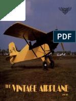 Vintage Airplane - Jun 1985