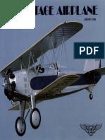 Vintage Airplane - Jan 1985