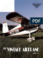 Vintage Airplane - Feb 1985
