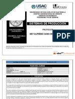 Gua Sistemas de Produccin 2013