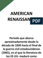 American Renaissance (2)