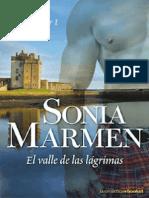 Sonia Marmen - Serie Alma de Highlander 01-El Valle de Las Lagrimas
