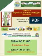 PNAIC - Caderno 01 - Organização do Trabalho Pedagógico (Parte 2)
