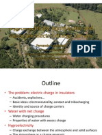 Fernando Galembeck Hygroelectricity- Liquid Water and Vapor Are Electric Charge Carriers 2