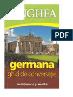 Ghid de Conversatie - Germana