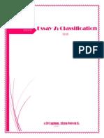 Classification (Draft) (1)