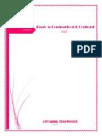 Comparison & Contrast (Draft)