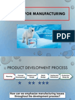Design for Manufacturing (1)