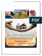Real Estate J2EE Documentation